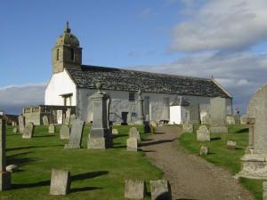 Old Tarbat Church, site of Pictish monastery