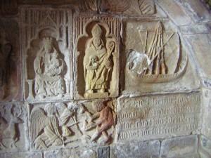 Harris, Rodel carvings