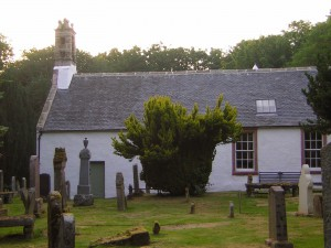 Old Nigg Church