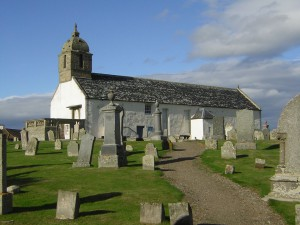 Old Tarbat Church, site of Pictish monastery