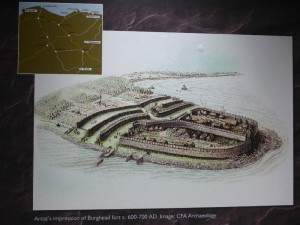 Burghead Pictish fort (image)