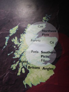 Pictland map