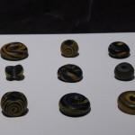 Rhynie - Roman beads