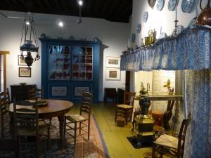 Taigh-tasgaidh, museum