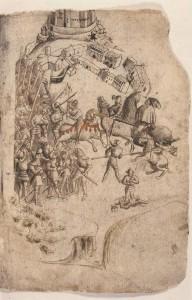 Bannockburn, Scotichronicon c.1440 **