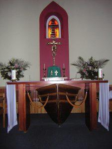 Eriskay Church